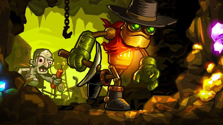 Several new SteamWorld games are in the works