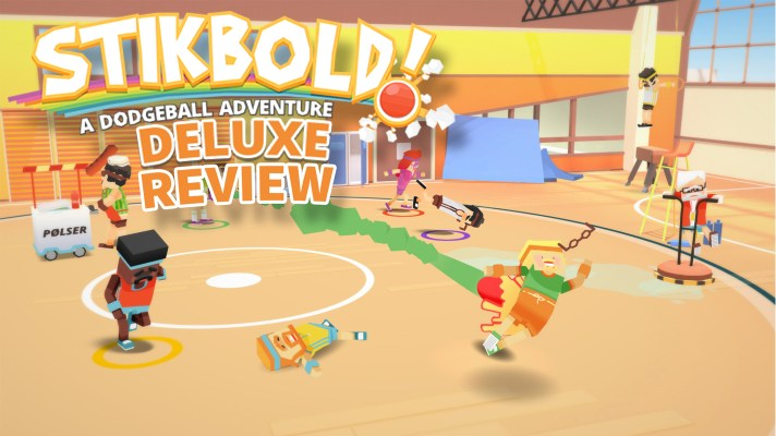 Stikbold! A Dodgeball Adventure Deluxe (Switch eShop) Review