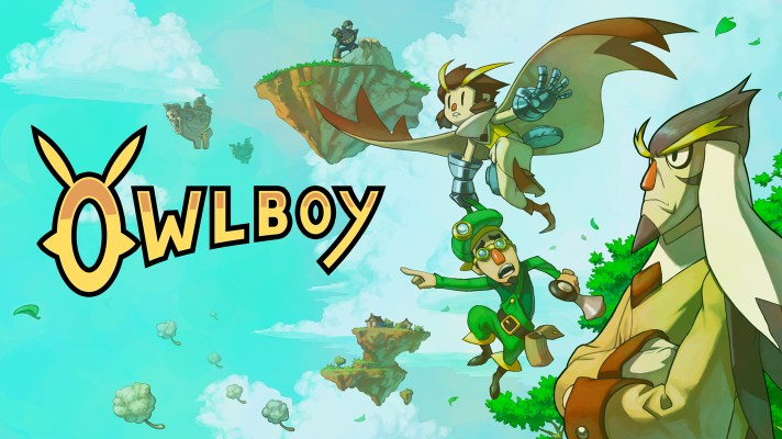 You can now preorder the Owlboy Limited Edition at EB Games