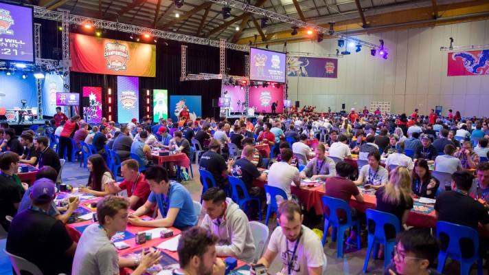 A casual player's perspective of Sydney's biggest Pokemon tournament