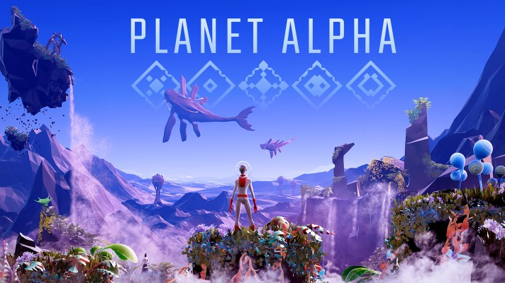 PLANET ALPHA coming to the Switch in 2018
