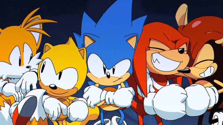 Sonic Mania Plus gets new characters, modes and a July release date