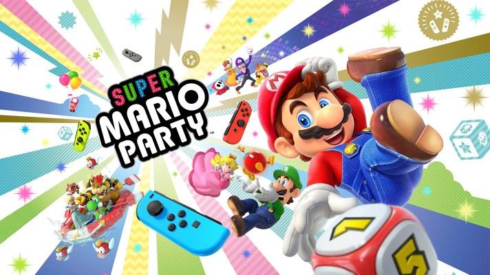 Nintendo Australia's selling a Super Mario Party Joy-Con Bundle for $149.95 this Black Friday