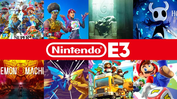 Every new game announced during Nintendo Direct E3 2018
