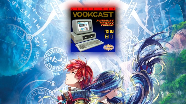 Vookcast #173 – Ys: Lacrimosa of Good Ass Wii Games