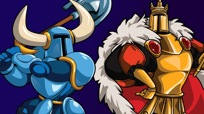 Shovel Knight: King of Cards, Showdown, and amiibo launch on December 10