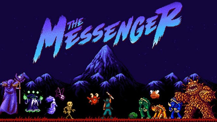 Preview: Hands on with The Messenger