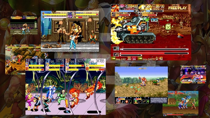 Capcom Beat 'Em Up Bundle is coming to Switch next week