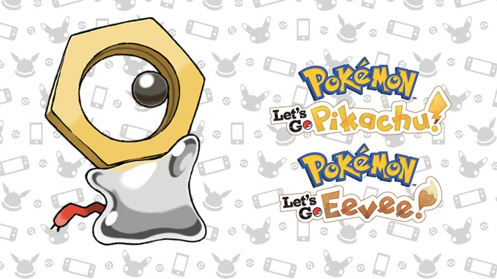 Mysterious new Pokémon revealed to be Meltan, coming to Let's Go