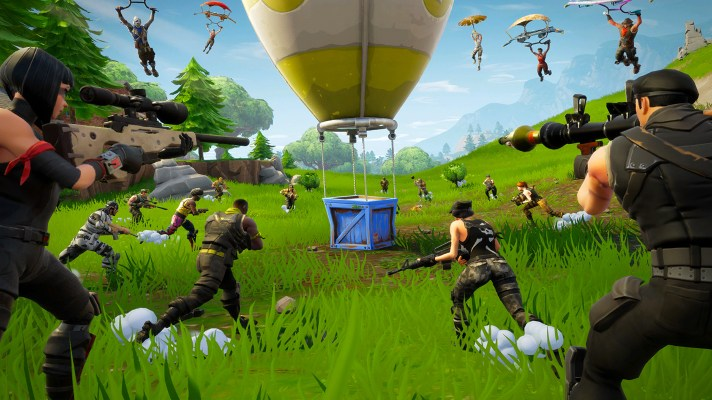 Epic and Nintendo working together to fix Fortnite issues on Switch