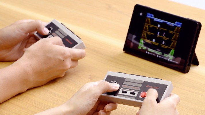 NSO members can now order NES controllers for the Switch