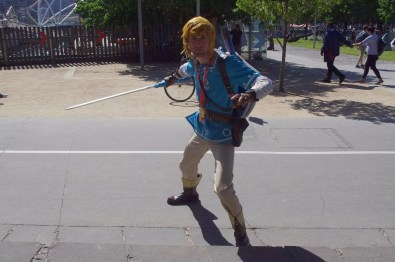 Link_cosplay