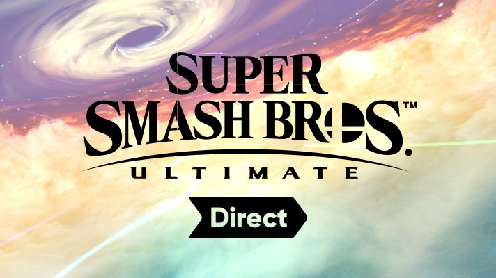 Super Smash Bros Ultimate Direct coming this week + Treehouse Live following