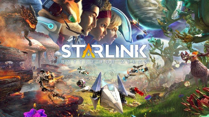 Starlink: Battle for Altas getting more Starfox missions later this year