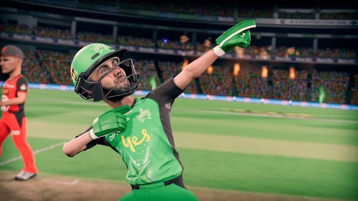 """Vooks chats with Big Ant's Ross Symons about """"party cricket"""" Big Bash Boom"""