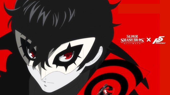 Joker from Persona 5 is the first DLC character for Super Smash Bros. Ultimate