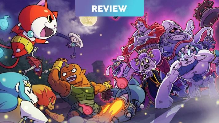 Yo-kai Watch Blasters (3DS) Review