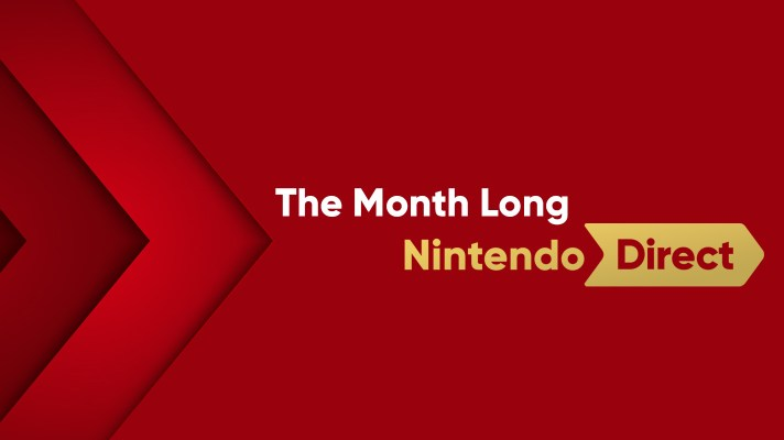 Opinion: January was a month long Nintendo Direct