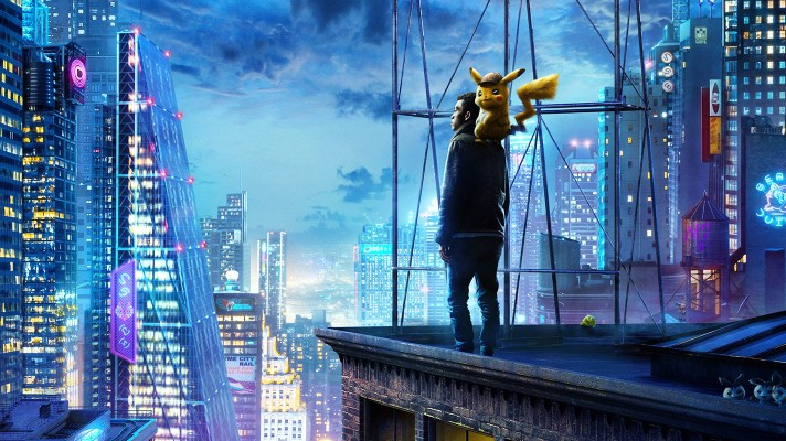 The newest Detective Pikachu movie trailer is here