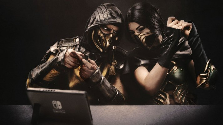 First Mortal Kombat 11 patch for Switch goes live