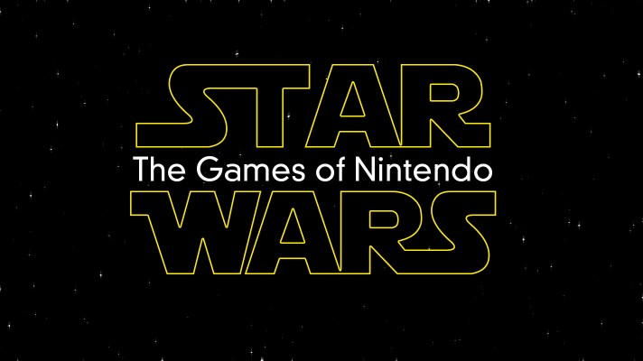 Star Wars and the Games of Nintendo