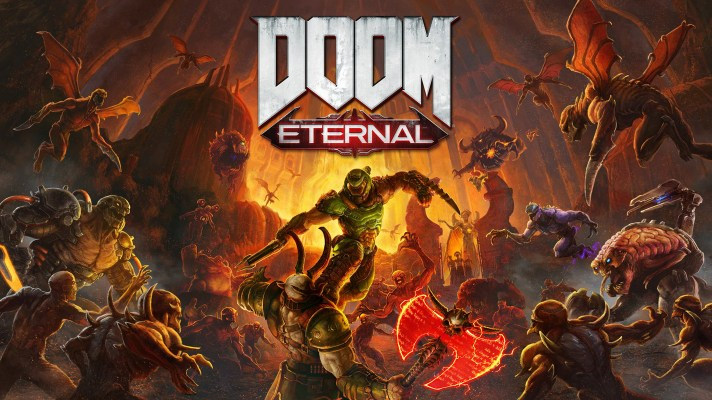 DOOM Eternal delayed to 2020, Switch version coming later