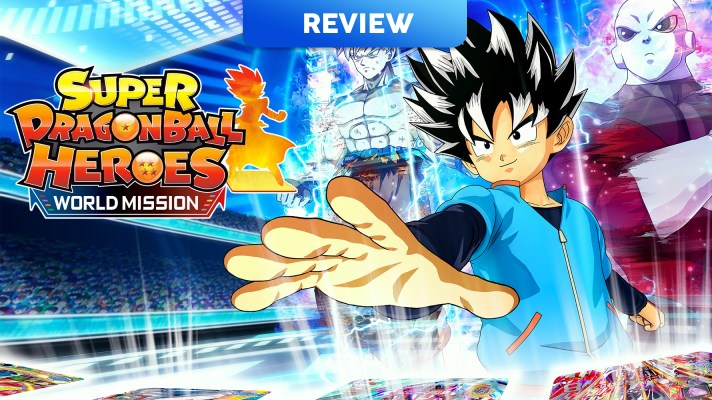 Super Dragon Ball Heroes World Mission (Switch) Review
