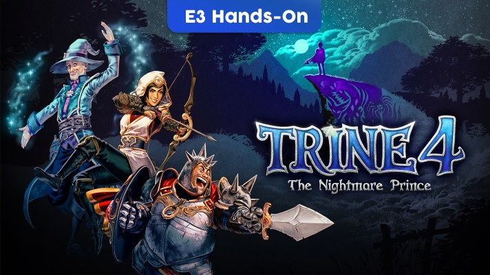 E3 2019: Hands-on with Trine 4: The Nightmare