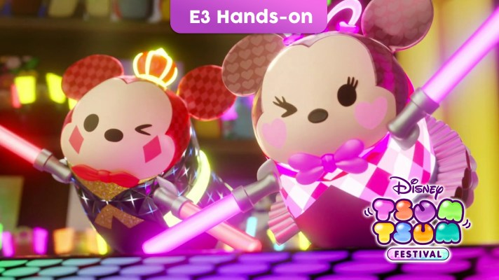 E3 2019: Hands-on with Disney Tsum Tsum Festival