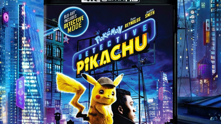 The Detective Pikachu movie Blu-Ray/DVD will have a Mr. Mime Commentary