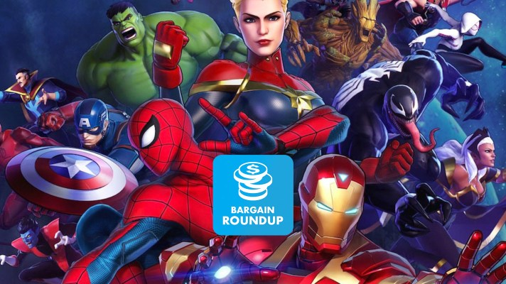 Aussie Bargain Roundup: Marvel Ultimate Alliance 3: The Black Order