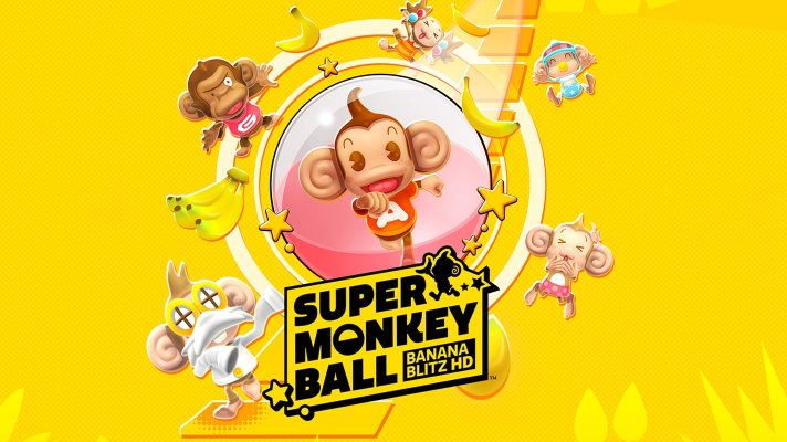 First look at Super Monkey Ball: Banana Blitz HD in action