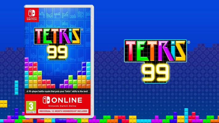 Tetris 99 coming to retail on September 20th