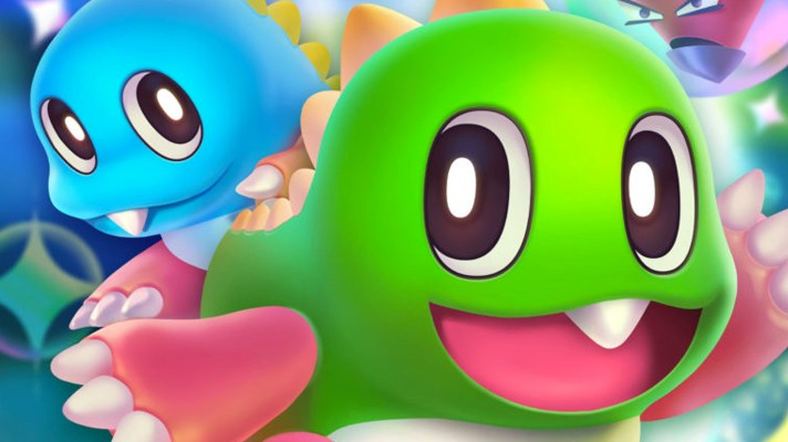 Bubble Bobble is back with 4-player game exclusive to Switch