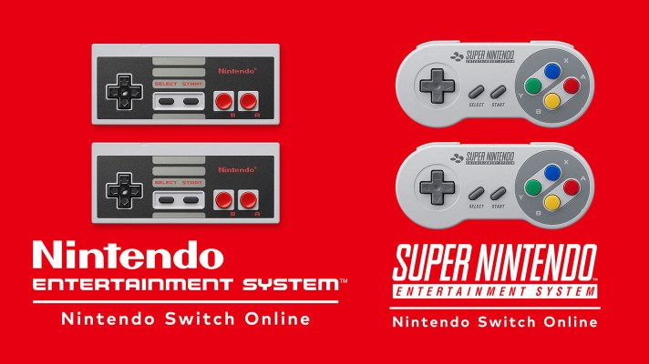 New NES and SNES games coming to Nintendo Switch Online next week