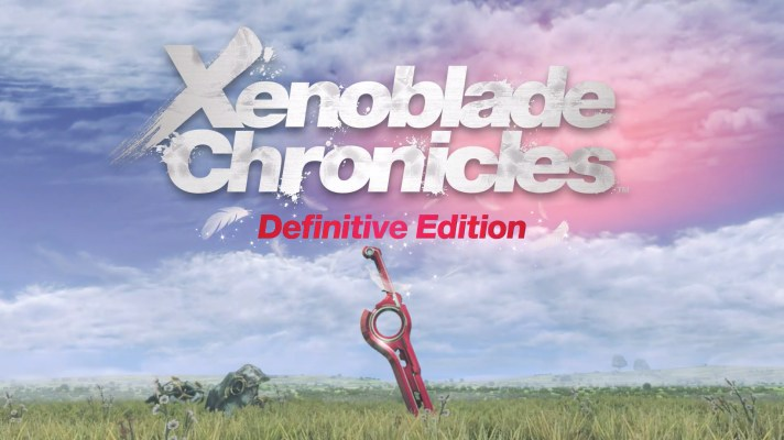 Xenoblade Chronicles: Definitive Edition will let you switch between the remastered and original soundtracks