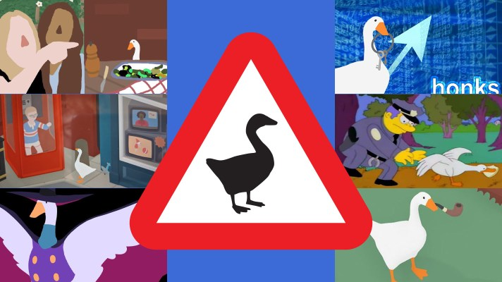 Untitled Goose Game is the Feel-Good Gaming Story of 2019