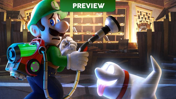Luigi's Mansion 3 – Story Mode Preview