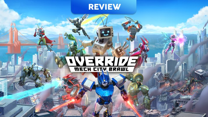Override: Mech City Brawl (Switch) Review
