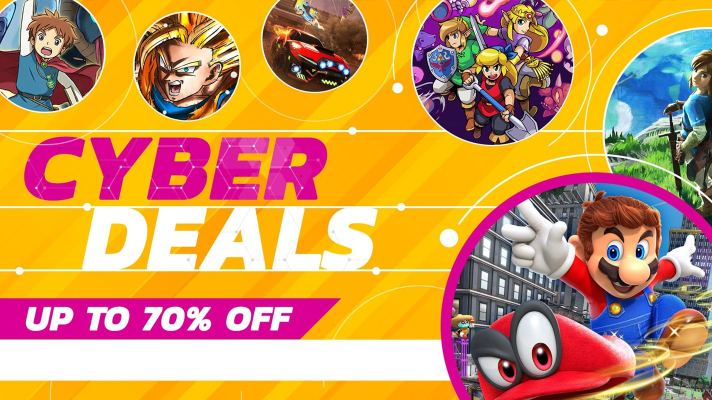 Switch eShop getting big discounts on top games this weekend