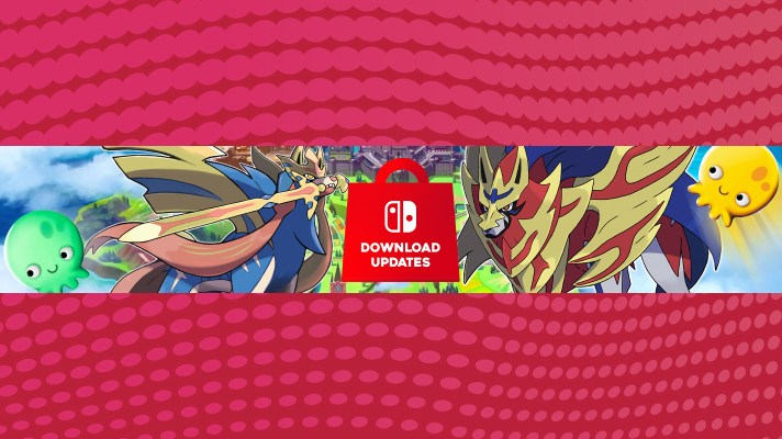 Nintendo Download Update (7/11 – 17/11) Sword, Shield, Saga, Sparklite and Squidgies