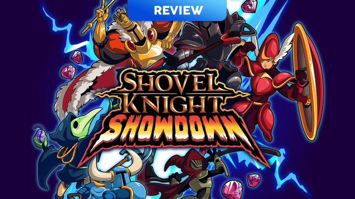 Shovel Knight: Showdown (Switch) Review