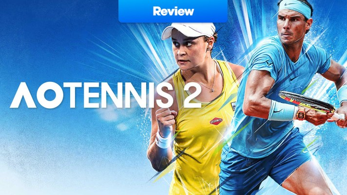 AO Tennis 2 (Switch) Review