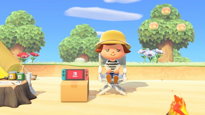 Here's what's changed in Animal Crossing: New Horizons' day one update