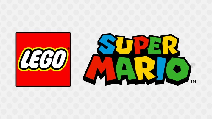 Looks like Super Mario LEGO is on the way