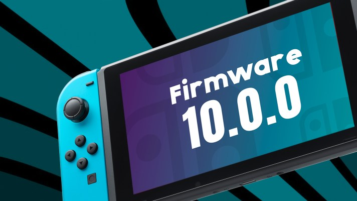 Switch firmware 10.0.0 update out now, adds full controller remapping