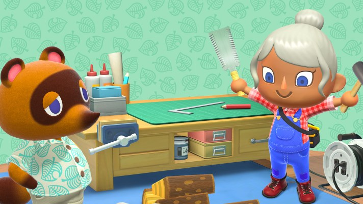 Animal Crossing's latest patch fixes Star Trees and other small fixes