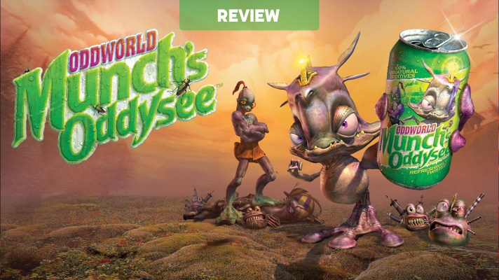 Oddworld: Munch's Oddysee (Switch) Review