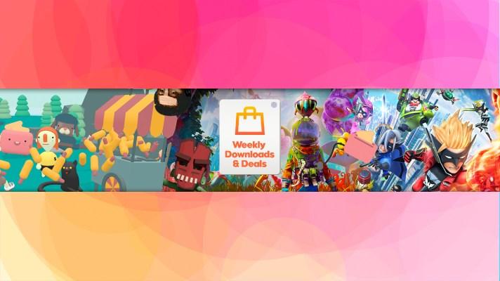 Weekly Aussie eShop Downloads & Deals (Week 21) What the Wonderful