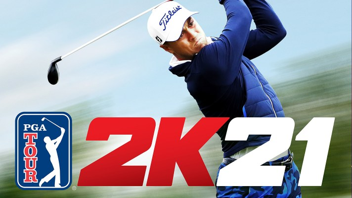 PGA Tour 2K21 is driving onto Switch this August